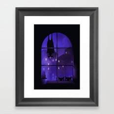 Dream Watchers Framed Art Print