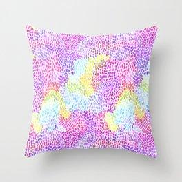 Prairie Light Throw Pillow