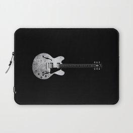 Jazz Guitar Laptop Sleeve