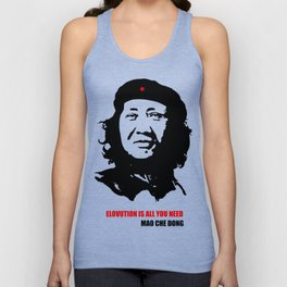 Mao Che Dong - Elovution Unisex Tank Top