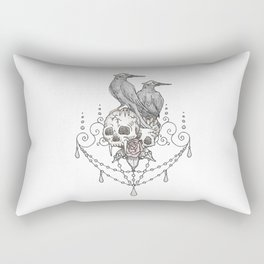Of Life & Death Rectangular Pillow