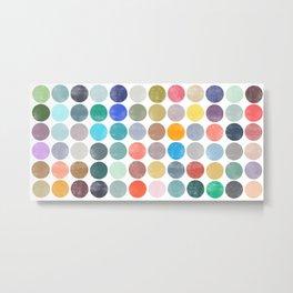 colorplay 19 Metal Print