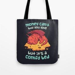 Comfy Bed Tote Bag