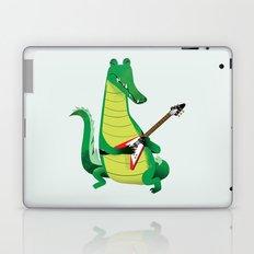 Crocodile Rock Laptop & iPad Skin