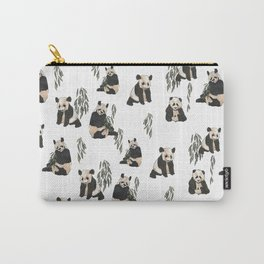 Pandas! Carry-All Pouch
