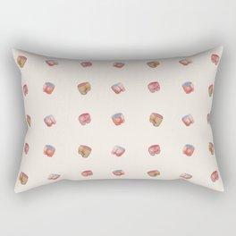 Pink Butts Rectangular Pillow