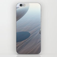 Escaping Area 51 iPhone & iPod Skin