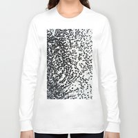 polka Long Sleeve T-shirts featuring :Polka by blair__berger