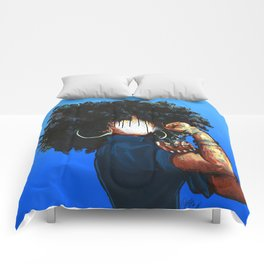Naturally the Riveter  Comforters
