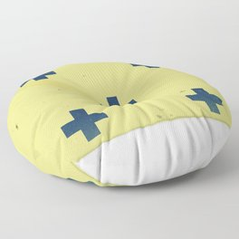 Nautical Flag Floor Pillow