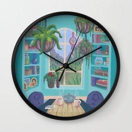 Cozy Nook Wall Clock