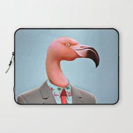 Pink Flamingo's Laptop Sleeve