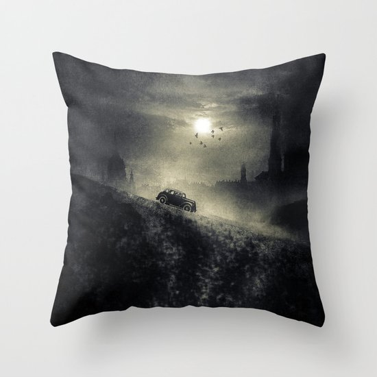Chapter IV Throw Pillow