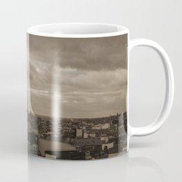 Rooftop view of Paris Coffee Mug
