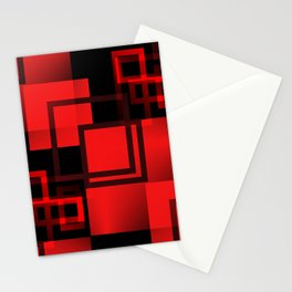 2D - abstraction -3b- Stationery Cards