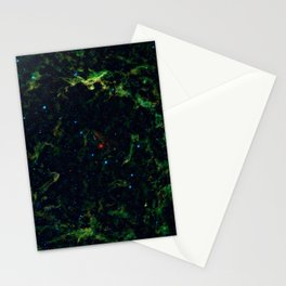 1488. Orion Big Head Revealed in Infrared Stationery Cards