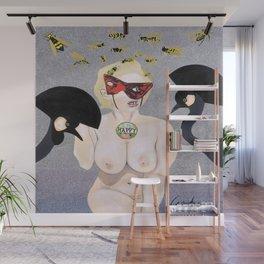 tiki bar Wall Mural