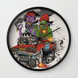 Cheech & Chong | Love Machine Wall Clock