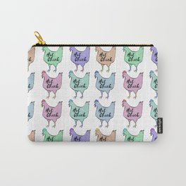 Hot Chick: Pattern Carry-All Pouch