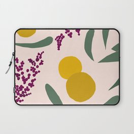 Abstract Garden Laptop Sleeve