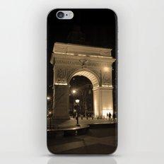 Washington Square Park iPhone & iPod Skin