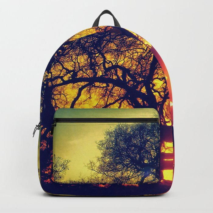 Through the trees Backpack