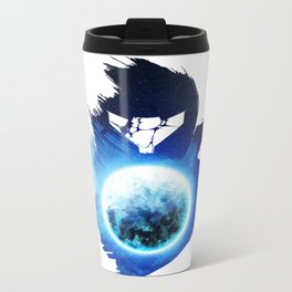 Metroid Prime 3: Corruption Metal Travel Mug