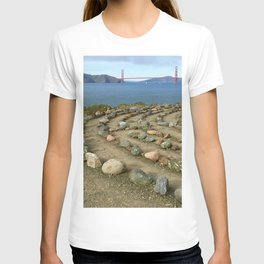 Lands end San Francisco T-shirt