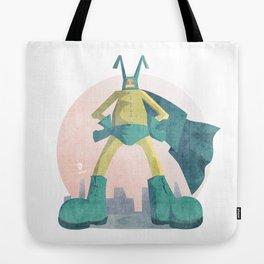 Super Hero Tote Bag
