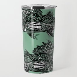 A Surly Rockfish - Atlantic Thornyhead-Longspine Travel Mug