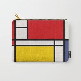 Mondrian De Stijl Carry-All Pouch