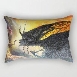 The First Gorsendar Rectangular Pillow