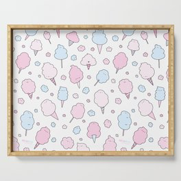Cotton Candy Club Serving Tray