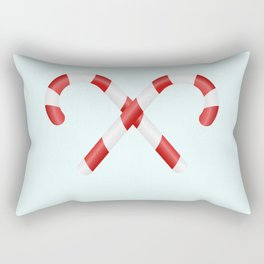 Christmas candys Rectangular Pillow