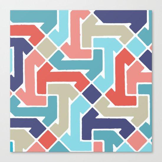 Azimuth 3 Canvas Print
