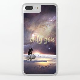 fantasy wold Clear iPhone Case