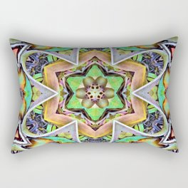 Natural Pattern No 2 Rectangular Pillow