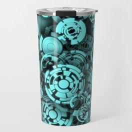 alien mechanism Travel Mug