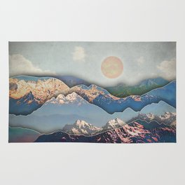 Rolling Mountains Rug