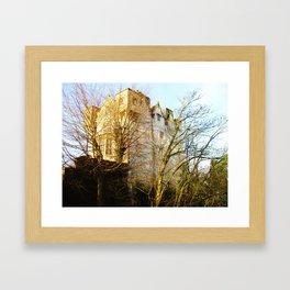DONEGAL CASTLE Framed Art Print