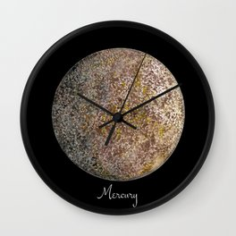 Mercury #2 Wall Clock