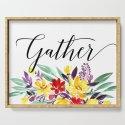 Gather floral by blursbyaishop