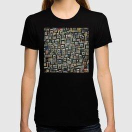 Geometric Metal Abstract T-shirt