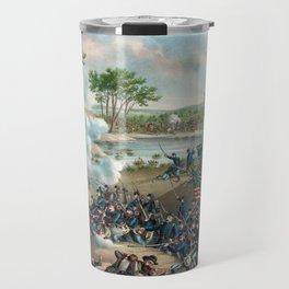 Battle of Cold Harbor Travel Mug