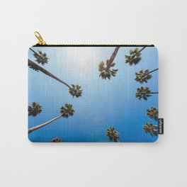 Palm Trees in Los Angeles Carry-All Pouch