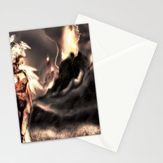 Valley lights Stationery Cards