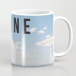 Maine. Coffee Mug
