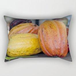Geckos Love Chocolate Rectangular Pillow
