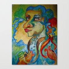 Tears of the Sea Canvas Print