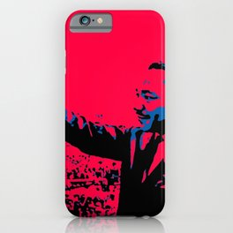 Martin Luther - The Great - Society6 BLM Online Art Shops - Dr King - Jr. Michael 226 iPhone Case